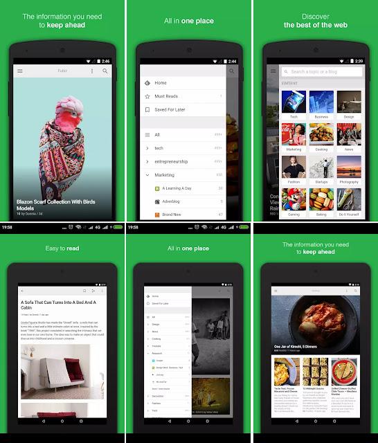 5 Aplikasi Android yang Membuat Blogger Semakin Semangat - 03
