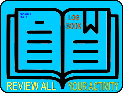 Swim Log Book