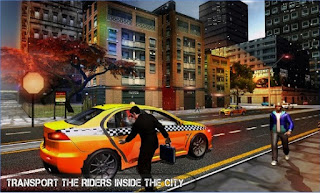Games Pro TAXI Driver Crazy Car Rush App
