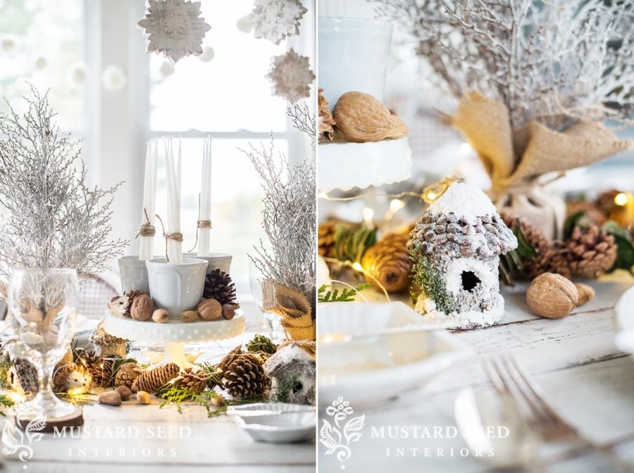 wystrój wnętrz, wnętrza, urządzanie mieszkania, dom, home decor, dekoracje, aranżacje, Święta, Boże Narodzenie, Christmas, świąteczne dekoracje, decorations, home tour, jadalnia, aranżacja stołu, table