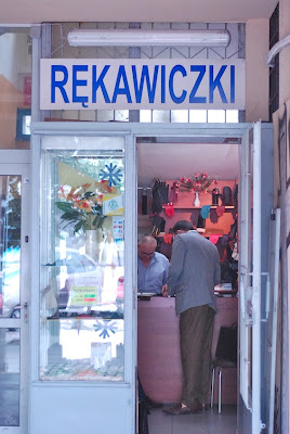 Warsaw Glove Maker Czeslaw Jamrozinski Permanent Style