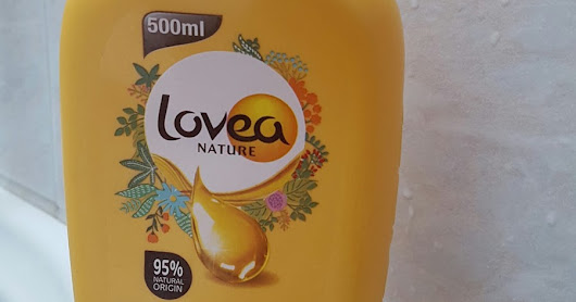 Lovea Nature, shampoo brillantezza