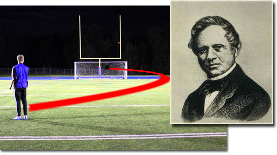 Heinrich Gustav Magnus - Magnus effect on ball sports