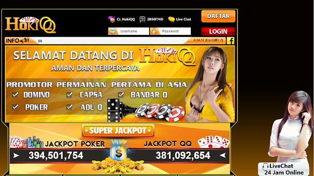 Domino Qiu Qiu Online, Agen Domino 99, Situs Bandarq Terpercaya Trikqq