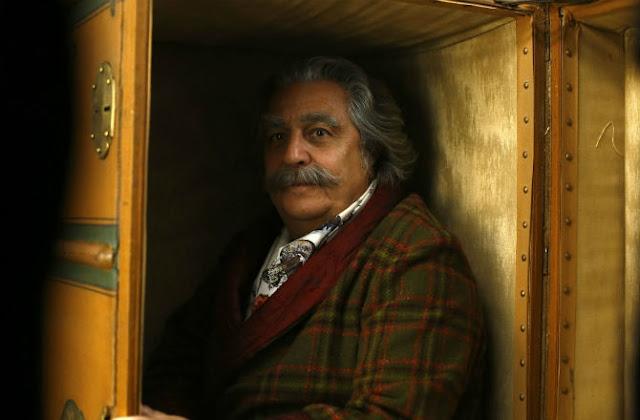 Le Professeur Champignac (Christian Clavier) dans Les Aventures de Spirou et Fantasio