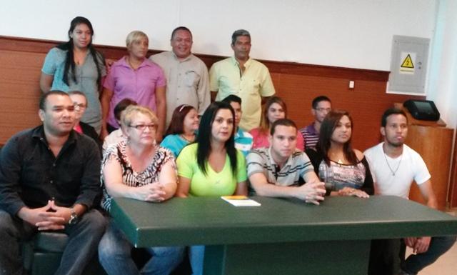 Concejales de Caroni Dorkis Castro y José Orta se retiran de Primero Justicia