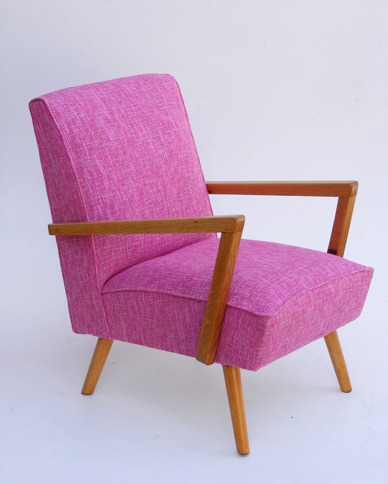 pink arm chair the mermaid book vamp furniture this week 39s new vintage stock at
