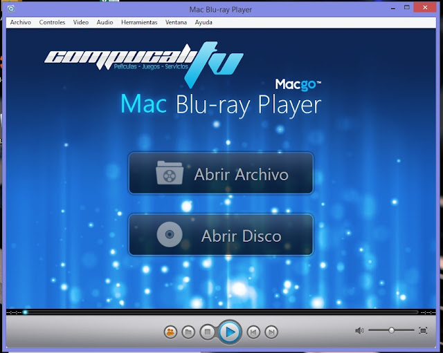 Mac Blu-ray Player Español