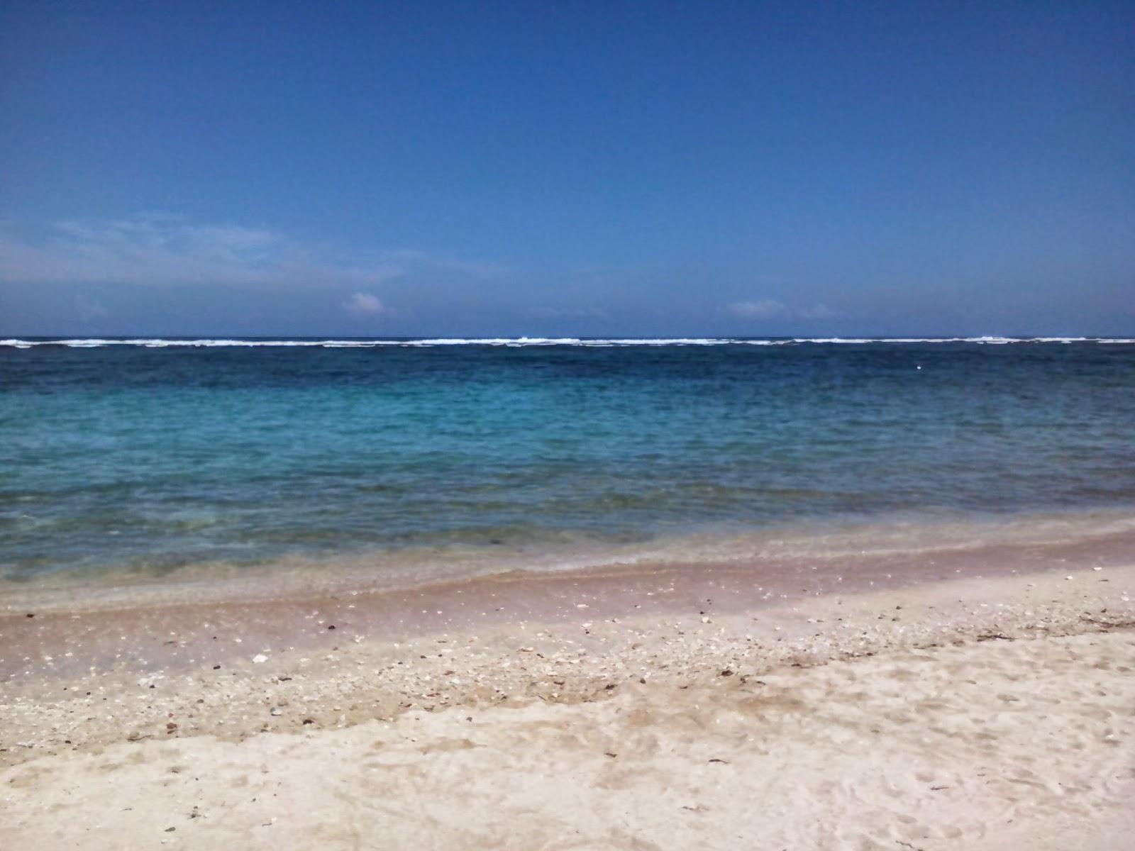 Menikmati Indahnya Pantai Pandawa, Bali (1)