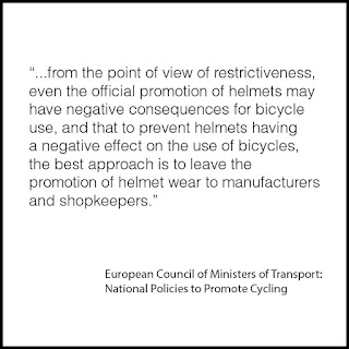 European%2BCouncil%2BMinisters%2BTransport - Bike Helmets - Something Rotten in the State of Denmark