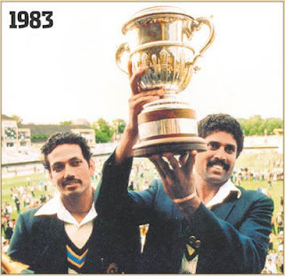 India World Cup History 1983, World Cup History of 1983