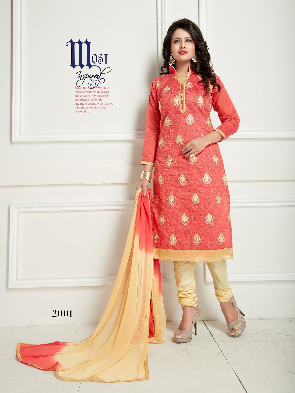 Ritima – New Churidar Dress Material Buy Online