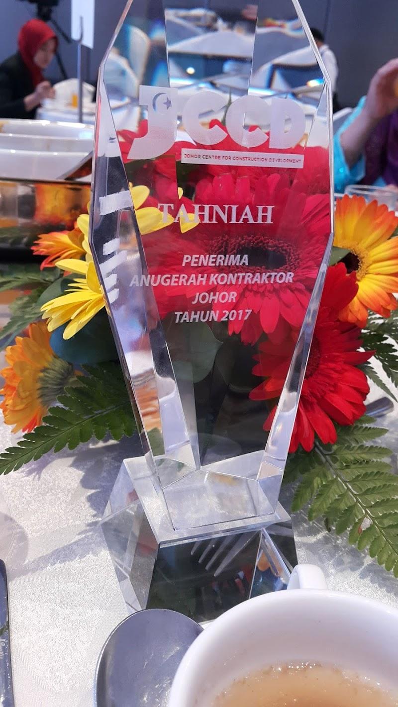 Throwback : Anugerah Kontraktor Johor 2017