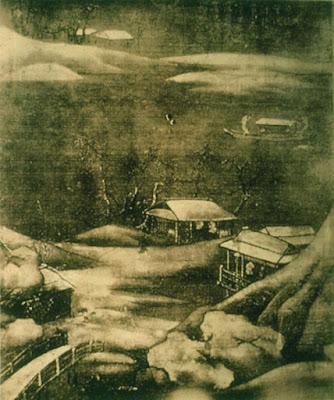 Wang Wei - poeta chiński i jego dzieła