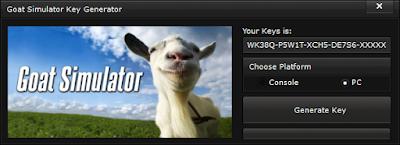 Goat Simulator Steam Cd Key Generator Download