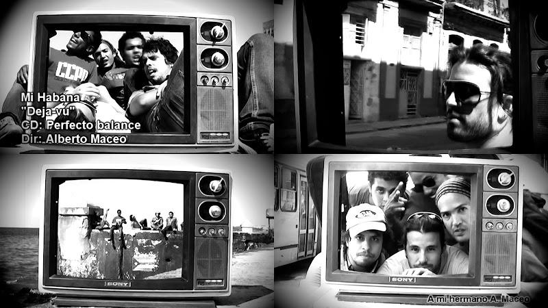 Jhamy (Deja-vu) - ¨Mi Habana¨ - Videoclip - Dirección: Alberto Maceo. Portal del Vídeo Clip Cubano