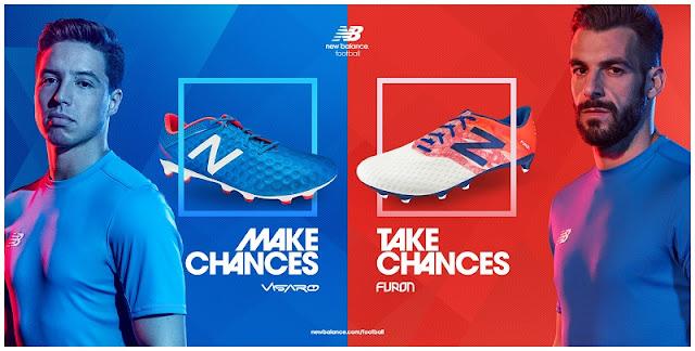 New Balance presenta sus nuevas botas