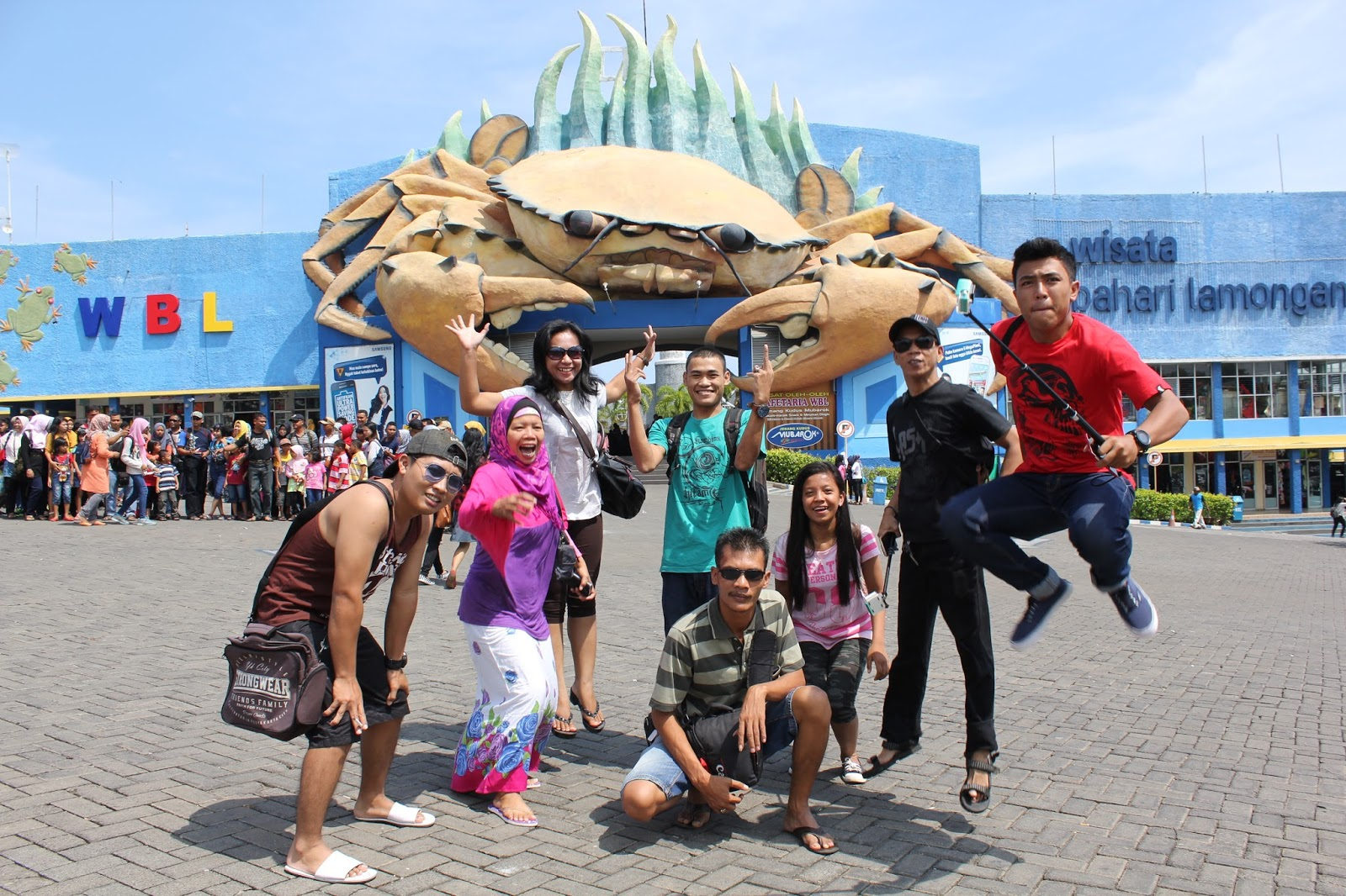 Update Wisata Jatim: Harga Tiket Masuk WBL (Wisata Bahari Lamongan