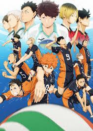 anime tentang olahraga klub sekolah