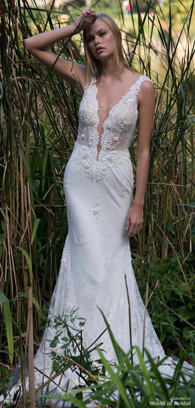 yaniv persy fall 2018 quotinto the wildquot bridal collection