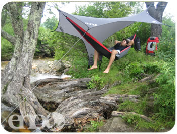 For Camping And Hiking The Onelink System Comes With Everything You Could Possibly Need Such As Pro Straps A Rain Tarp Stakes Bug Net Nest