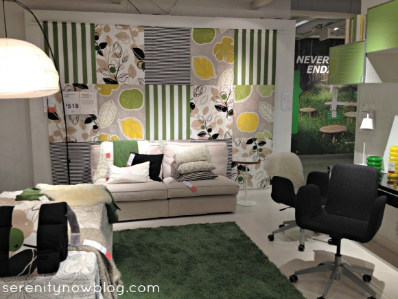 Serenity Now IKEA Shopping And Home Decor Fall 2012