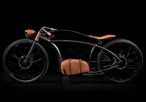 Tinuku.com Avionics V1 e-bike retro-electric classic design