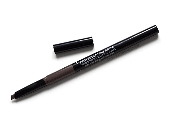 Make Up For Ever Pro Sculpting Brow Pens #40 #50 Review Photos