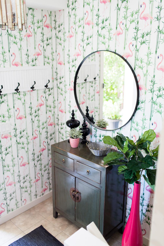 Renueva cualquier estancia con papel pintado
