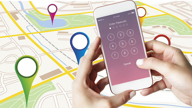 Mobile phone sensors can reveal your PIN