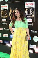 Sridevi Telugu Actressi in green Yellow Anarkali Dress at IIFA Utsavam Awards 016.JPG