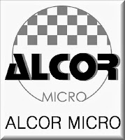 Alcor Micro SD MP for fixing AU7640C, AU7640D, AU7641, AU7646, AU7648, AU7651, AU7653Y, AU7660, AU7662, AU7663, AU7665, AU7669 chip controller