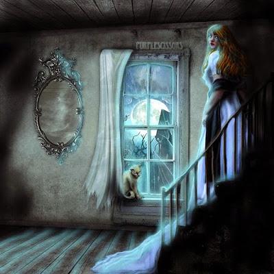fotos goticos,perdida,esquecida,fantasma,assombrada
