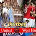 Prediksi Skor West Ham vs Manchester United 14 April 2016