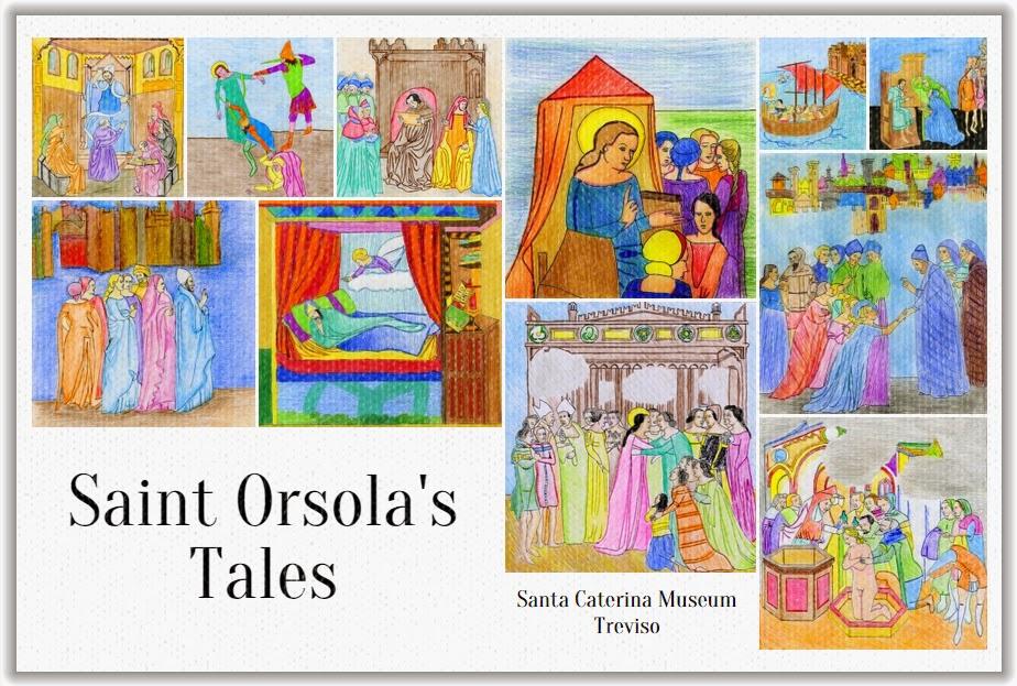 Saint Orsola's Tales