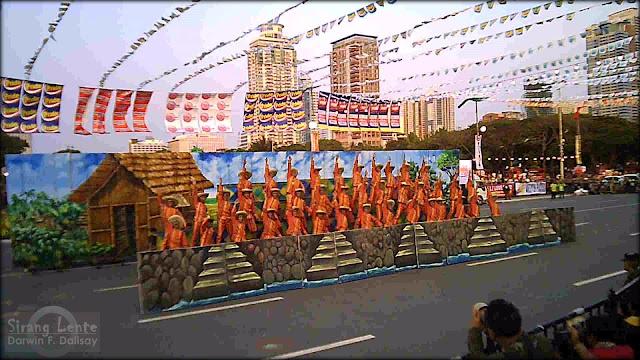 Aliwan Fiesta 2018