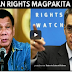 BREAKING ! DUTERTE HINAMON ANG HUMAN RIGHTS : 'Magpakita kayo, puntahan niyo ako sa Malacañang' MGA PAKEILAMERO !