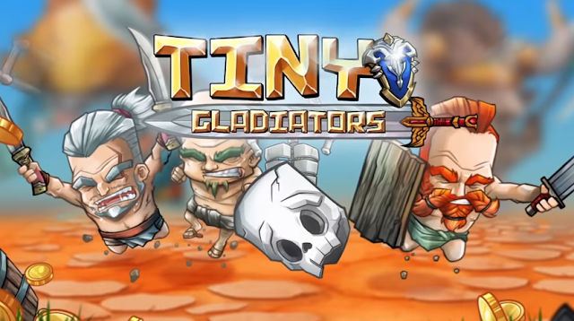 Download Tiny Gladiators v2.1.0 Mod Apk Terbaru (Money/Gems)