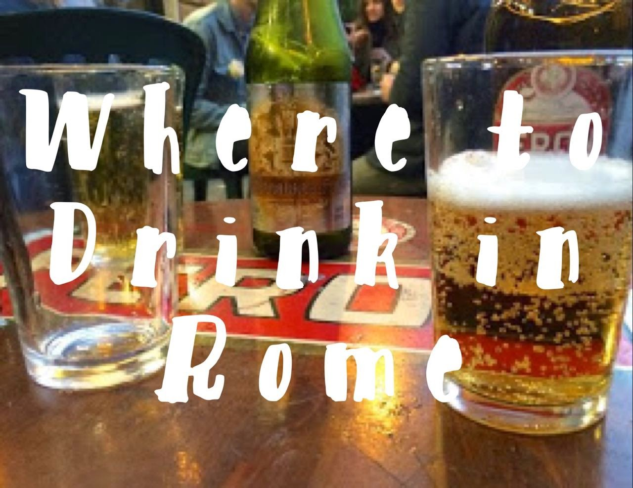 Where to Drink in Rome