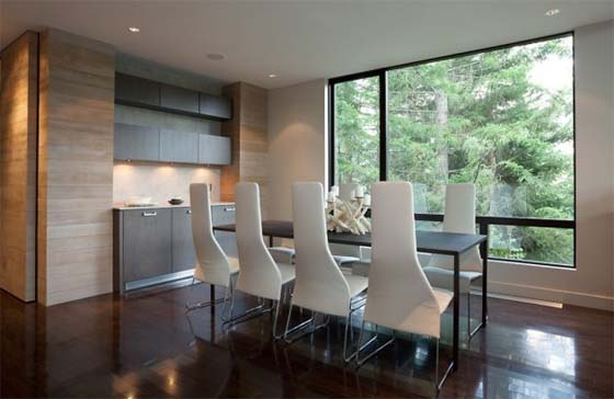 Interior Of The House Is Not Complete Without A Modern Place To Eat
