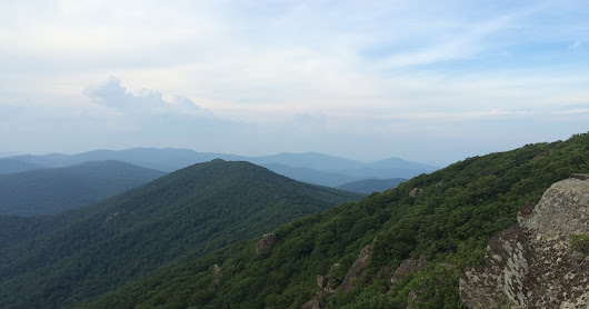 Virginia Appalachian Trail: Backpack Reeds Gap to Rockfish Gap
