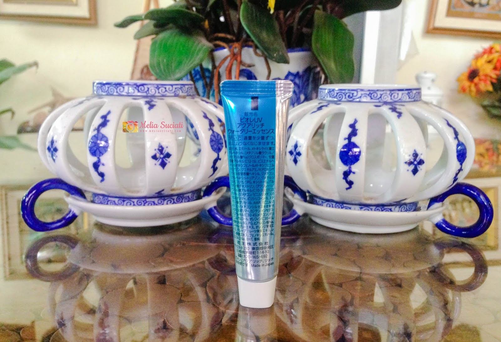 Review Biore UV Aqua Rich Watery Essence SPF 50+/PA++++