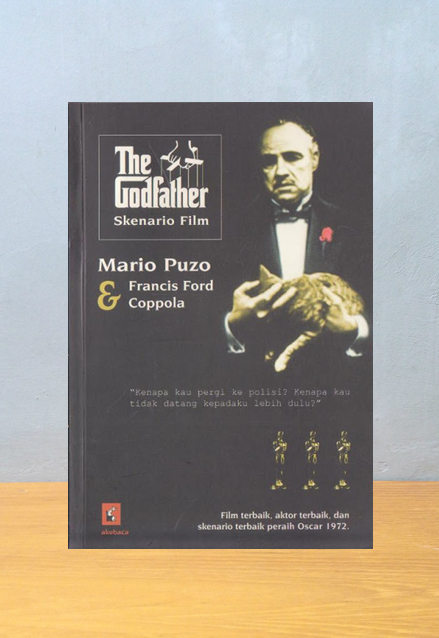 THE GODFATHER SKENARIO FILM, Mario Puzo & Francis Ford Coppola
