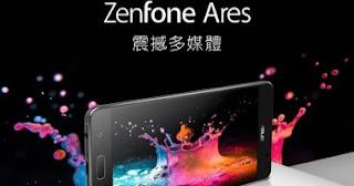هاتف ZenFone Ares من أسوس داعم للواقع الافتراضي و مواصفات عالية