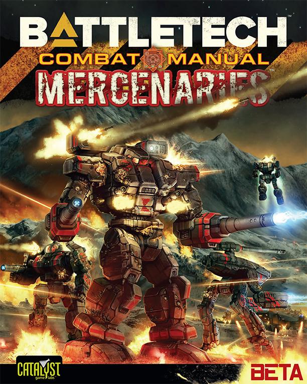 battletech combat manual mercenaries pdf