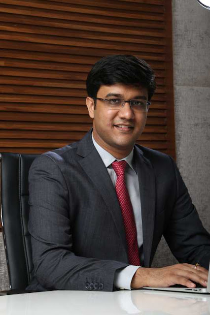 Prateek Mittal, Executive Director, Sushma Buildtech