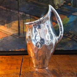 tarnish free silver soho ampora pitcher