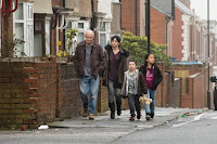 I, Daniel Blake Dave Johns, Hayley Squires, Briana Shann and Dylan McKiernan Image (2)