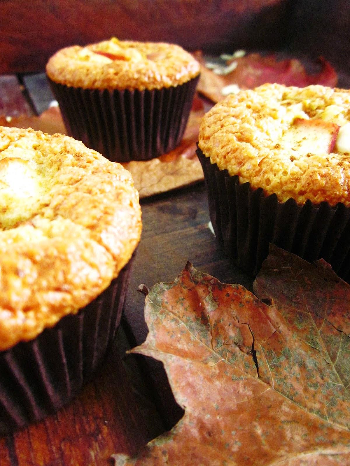 Detailansicht Muffins