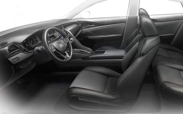 Novo Honda Insight 2019